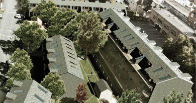 Nej tak til 14.000 etagemeter almennyttigt byggeri midt i bykernen i Helsinge